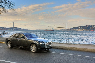 ROLLS-ROYCE MOTOR CARS ISTANBUL CELEBRATES OPENING OF NEW SHOWROOM BY THE BOSPHORUS