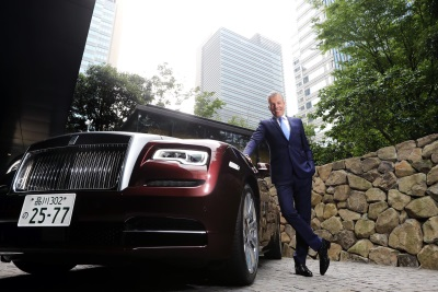 ROLLS-ROYCE MOTOR CARS ANNOUNCES SIXTH SHOWROOM IN JAPAN
