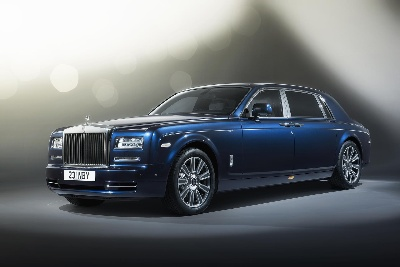 ROLLS-ROYCE MOTOR CARS SHARES THE LIMELIGHT WITH PHANTOM CUSTOMERS