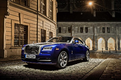 ROLLS-ROYCE REAFFIRMS LEADERSHIP OF SUPER-LUXURY MARKET WITH FOURTH SUCCESSIVE HISTORIC RECORD