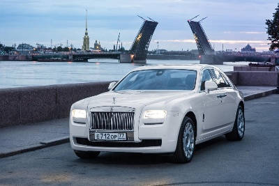 Rolls-Royce Motor Cars Celebrates Opening Of New Showroom In St. Petersburg