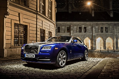 ROLLS-ROYCE WRAITH HONOURED AT BBC TOPGEAR MAGAZINE CAR OF THE YEAR AWARDS