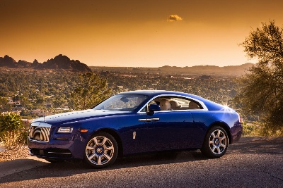 ROLLS-ROYCE WRAITH AWARDED 2014 WARD'S 10 BEST INTERIORS