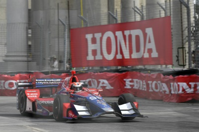 Rossi, Hinchcliffe Score Podium Results For Honda In Toronto