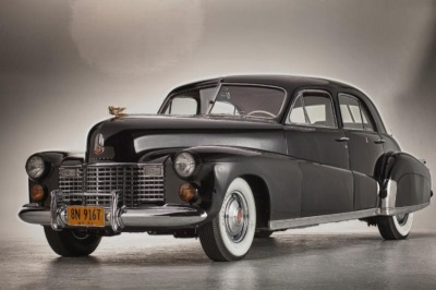 Royal Cadillac Limousine 'Duchess' Stars At Amelia Concours
