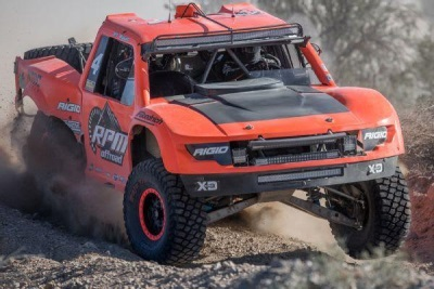 RPM OFF-ROAD TO ENTER FIVE TRUCKS IN INAUGURAL MIKE'S PEAK HILL CLIMB CHALLENGE