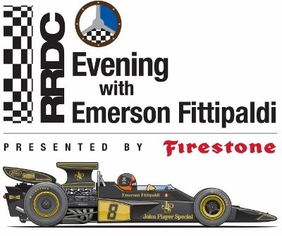 Emerson Fittipaldi to be honored by RRDC in Long Beach
