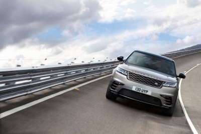300HP Ingenium Petrol Engine Now Available For Range Rover Velar