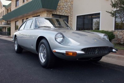 From Russo With Love! Ferrari with 007 Pedigree to Cross the Block at Russo and Steele Monterey!