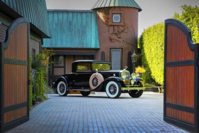 8 Great Cars at Russo and Steele Newport Beach