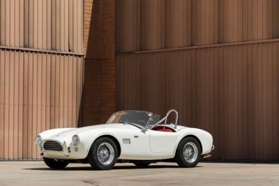 Late Production MKII Shelby Cobra To Cross The Block At Russo And Steele Monterey!