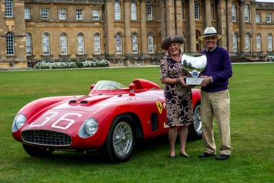 A World First As Salon Privé Gets Set To Host Two Spectacular Concours Within One Event