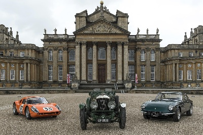 SALON PRIVÉ HOLDS SPECTACULAR LAUNCH EVENT AT NEW HOME BLENHEIM PALACE