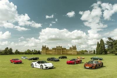 Salon Privé confirms high-octane 'Cars & Coffee' Supercar Sunday line-up