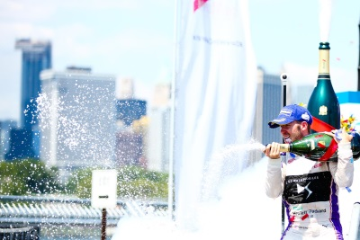 Second Victory For Sam Bird And DS Virgin Racing In New York