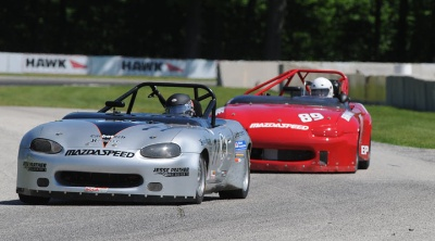 TOP DRIVERS SPARKLE IN SUNDAY SUNSHINE FROM THE WEATHERTECH® CHICAGO REGION SCCA JUNE SPRINTS® AT ROAD AMERICA