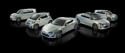Scion Announces Pricing for Limited Production Scion 10 Series, New 2014 tC and iQ