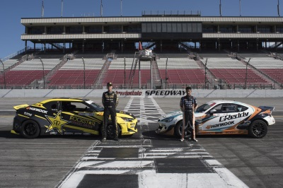 Scion Racing Sits Atop Formula DRIFT Standings Heading into Season Finale