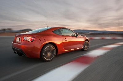 SCION FR-S NAMED 2013 AUTOMOBILE MAGAZINE ALL-STAR