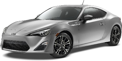 Scion FR-S Locks Down 'Cool' with KBB.com