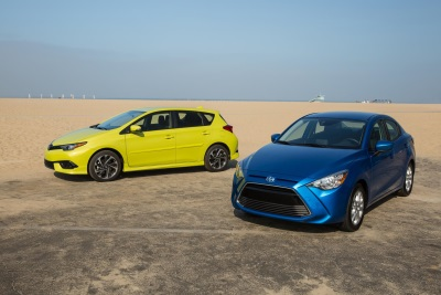 Two Scion Models Gearing to Go: All-New 2016 Scion iM and Scion iA Priced to Please