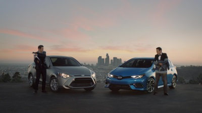 Scion Brings the 'Weird' with James Franco and Jaleel White