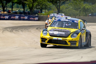 SCOTT SPEED BRINGS HOME BACK-TO-BACK SECOND PLACE FINISHES IN DETROIT DOUBLEHEADER