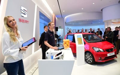 Seat Opens Its Second Global Urban Store
