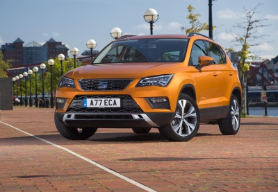 SEAT CELEBRATES ATECA AND LEON SUCCESSES AT WHAT CAR? AWARDS 2017