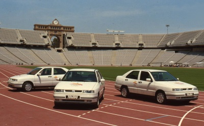 25 Years After Barcelona'92 - Cars With The Olympic Spirit
