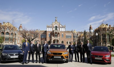 Seat Achieves The Best Financial Results In Its History