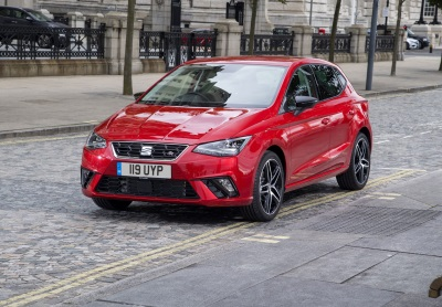 New Seat Ibiza Named 'Best First Car' In Parkers New Car Awards 2018
