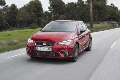 All-New SEAT Ibiza Receives Red Dot Award: Product Design 2017