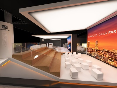 Seat Unlocks Its Digital Potential At Mobile World Congress 2017