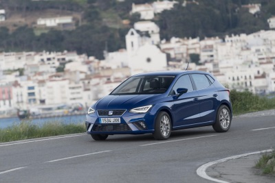 Five Euro NCAP Stars For The All-New Seat Ibiza