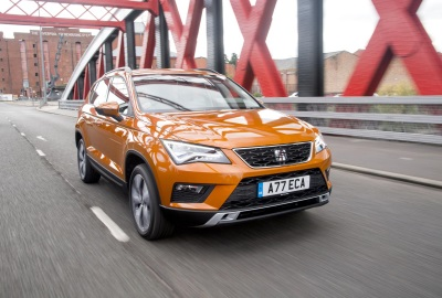 Seat UK Sales Soar To Record Heights