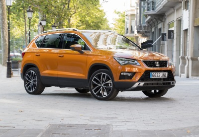 SEAT ATECA ACHIEVES EURO NCAP FIVE-STAR RATING