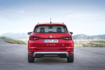 SEAT Set To Unveil Ateca FR And 600 Concept Car At Automobile Barcelona 2017
