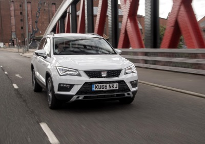 SEAT UK INVITES BUSINESS CUSTOMERS TO LIVE WITH ATECA FOR 96 HOURS