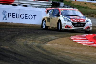 Sébastien Loeb Claims Fourth Straight Top-Three Finish At Lohéac