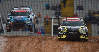 Second Rallycross Race Added To X Games Munich