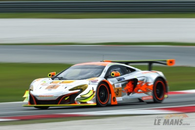 PODIUM FINISH IN SEPANG SECURES SECOND CHAMPIONSHIP FOR THE McLAREN 650S GT3