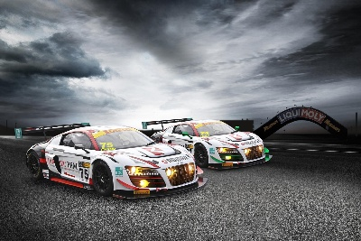 Seven Audi Sports Cars in Down Under Adventure