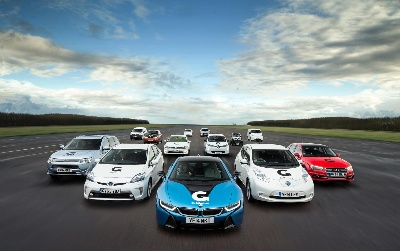 SEVEN VEHICLE MANUFACTURERS JOIN FORCES TO RAISE AWARENESS OF ULTRA-LOW EMISSION VEHICLES