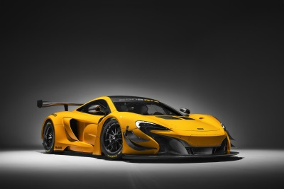 SHANE VAN GISBERGEN CONFIRMED AS McLAREN GT FACTORY DRIVER FOR 2016 SEASON