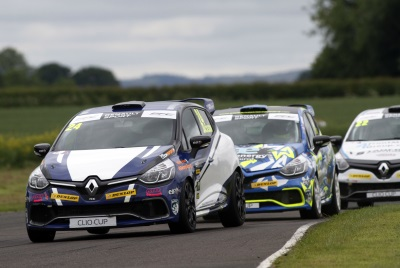 MINI ACE SHAYNE DEEGAN JOINS RENAULT UK CLIO CUP GRID WITH TEAM COOKSPORT