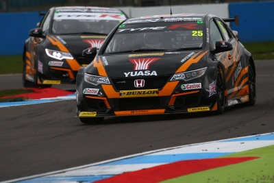 Shedden And Neal Fired-Up For Toughest BTCC Challenge In Years