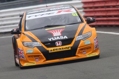 SHEDDEN AND NEAL FIRED-UP FOR THE FIGHT IN BTCC TITLE SHOWDOWN