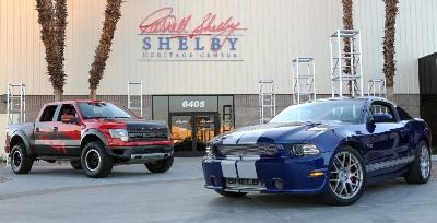 SHELBY AMERICAN TO RUMBLE INTO TULSA'S MID-AMERICA FORD AND SHELBY NATIONALS WITH NEW SHELBY GT AND ANNIVERSARY COBRA