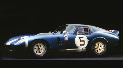 LE MANS-WINNING 1964 SHELBY COBRA DAYTONA COUPE TO HEADLINE SECOND ANNUAL CARROLL SHELBY TRIBUTE AND CAR SHOW